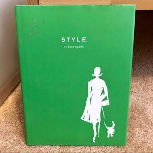 STYLE by Kate Spade fashion Book